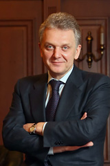 Minister of Industry and Trade of Russian Federation Victor Khristenko